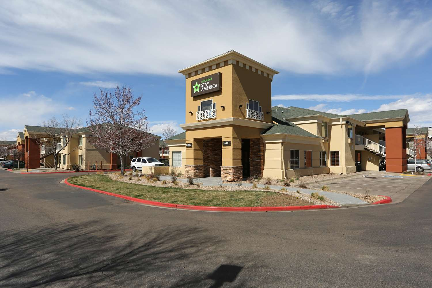 Exterior view - Extended Stay America Hotel Greenwood Village