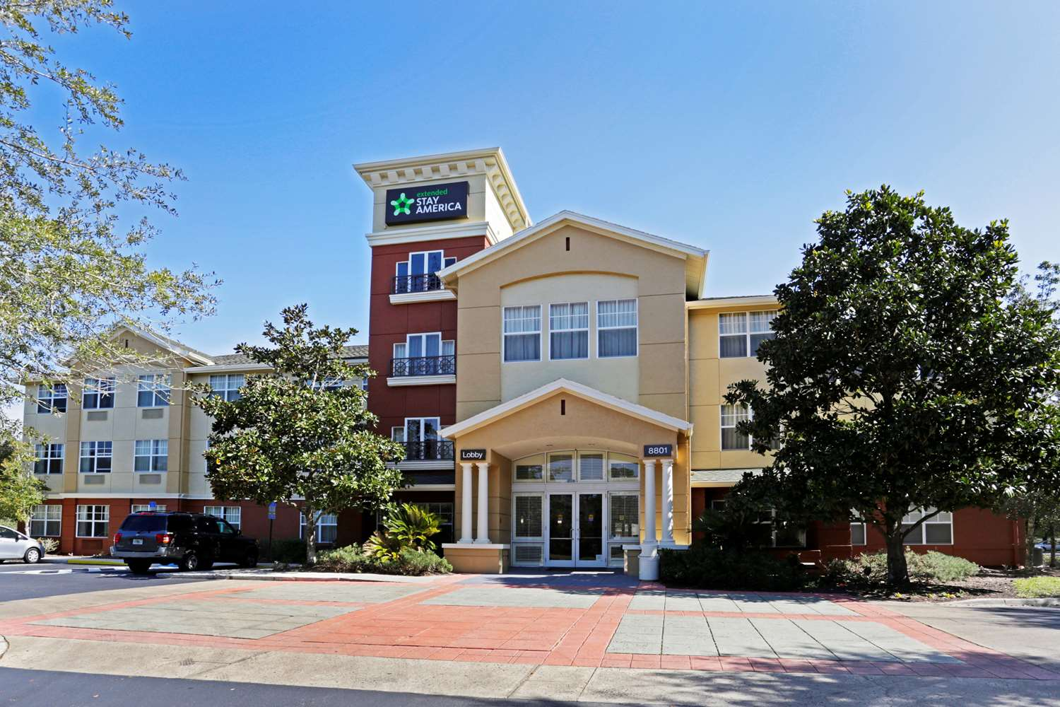 Exterior view - Extended Stay America Hotel Deerwood Jacksonville