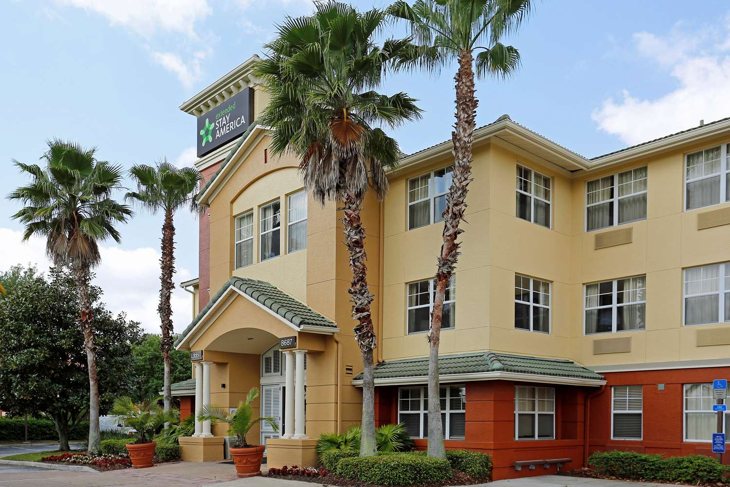 Exterior view - Extended Stay America Hotel Commodity Circle Orlando