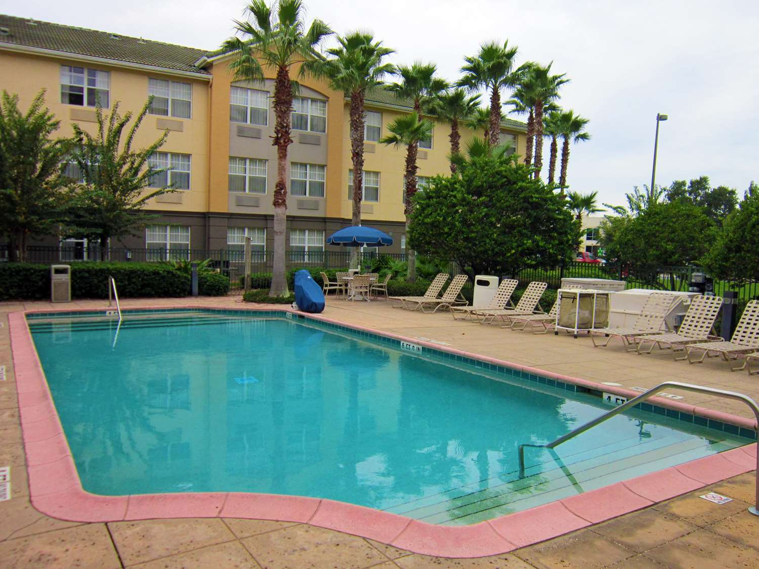 Pool - Extended Stay America Hotel Commodity Circle Orlando