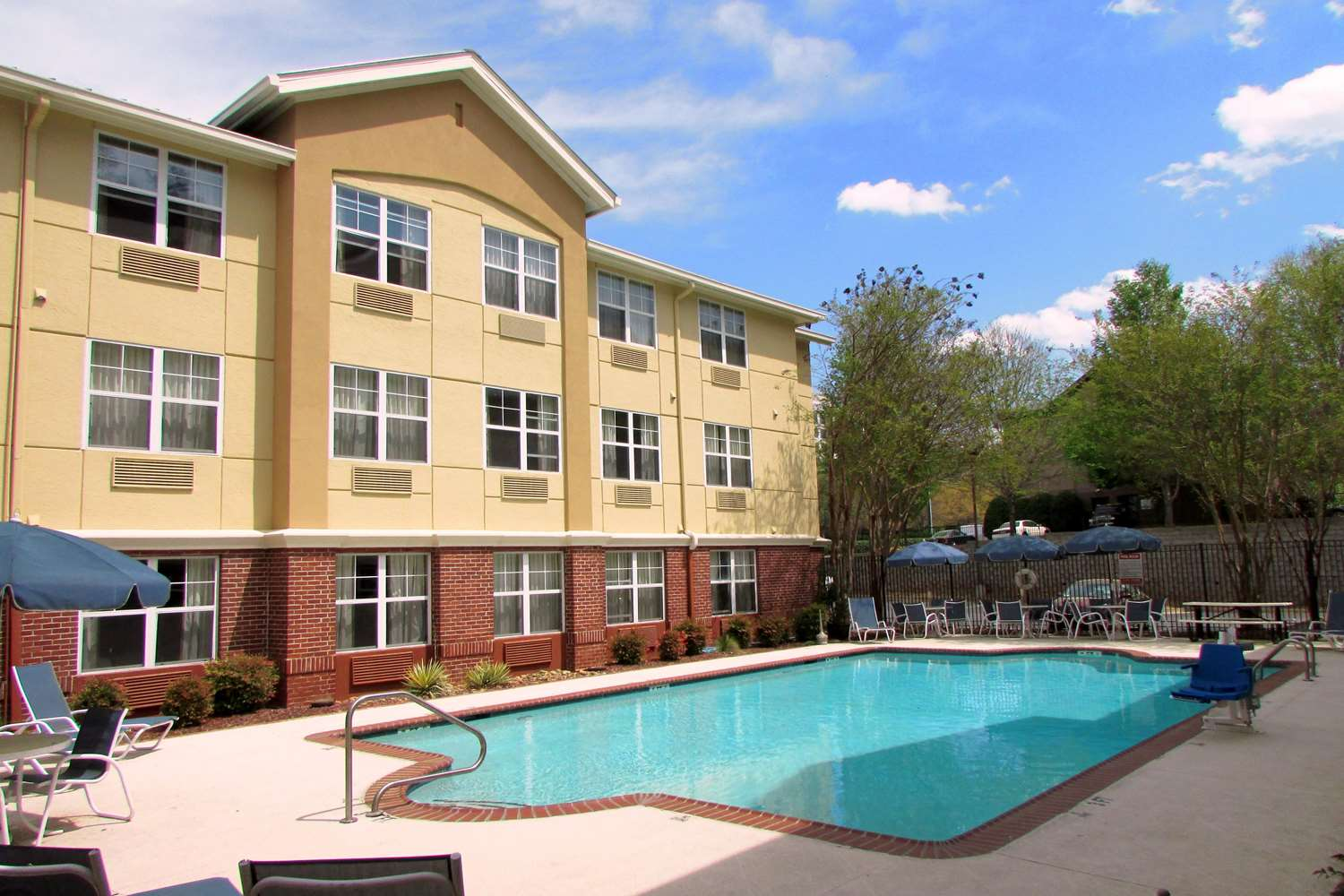 Pool - Extended Stay America Hotel Northpoint West Alpharetta