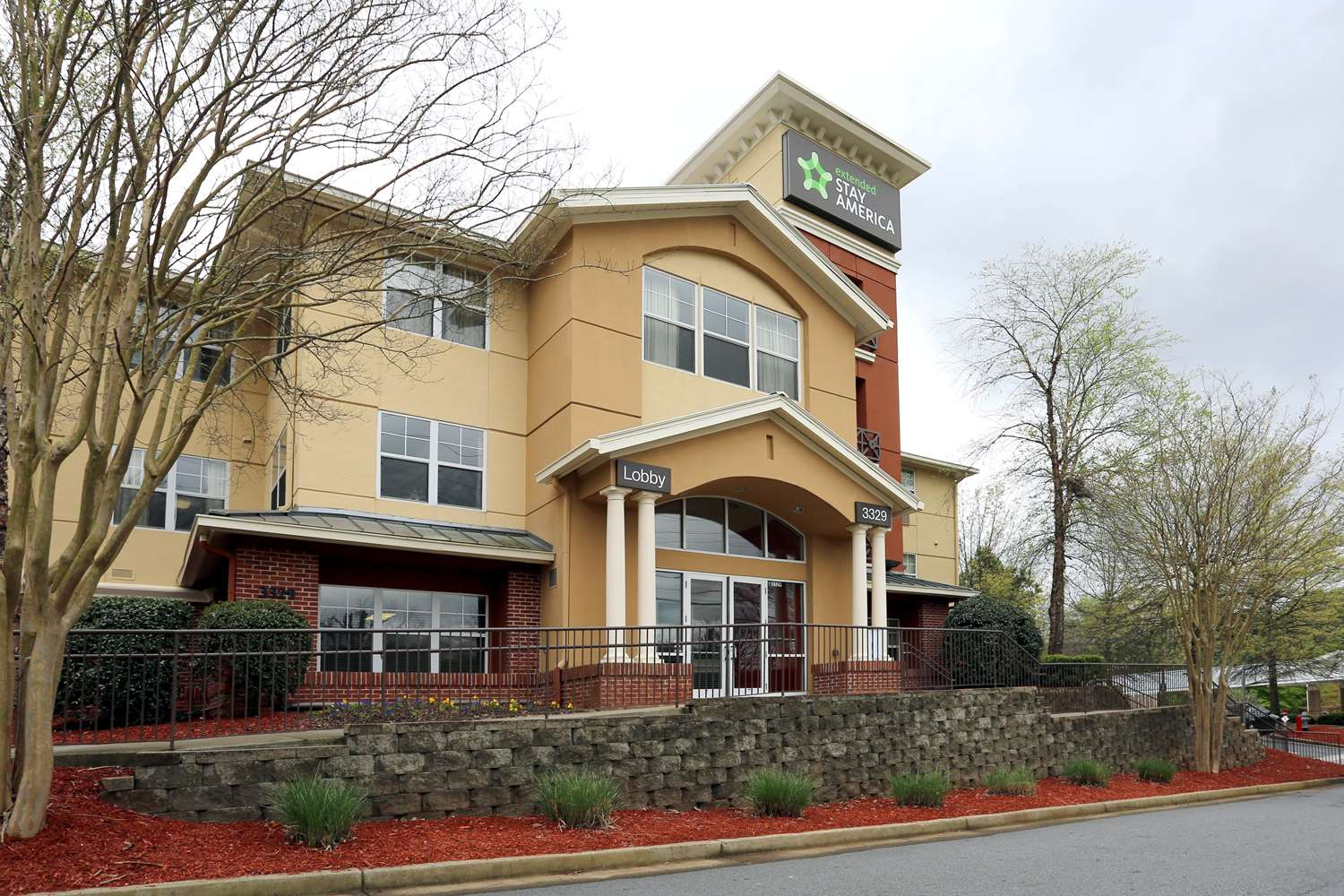 Exterior view - Extended Stay America Hotel Northpoint West Alpharetta