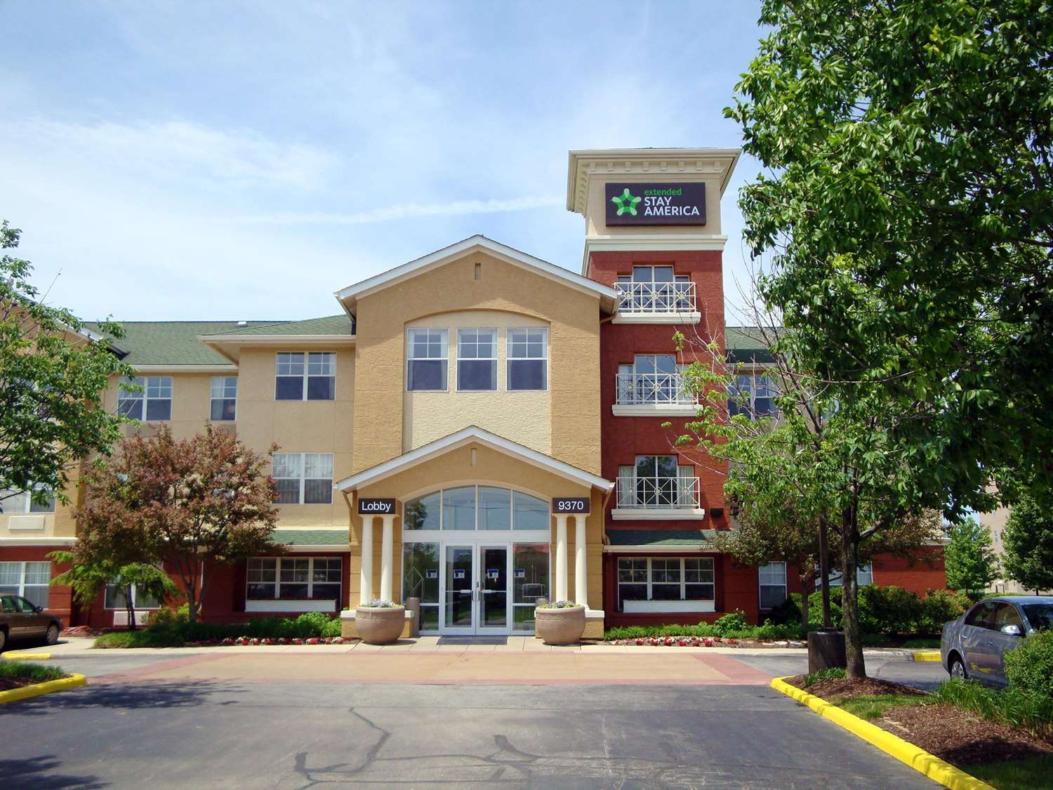 Exterior view - Extended Stay America Hotel Northwest I-465 Indianapolis