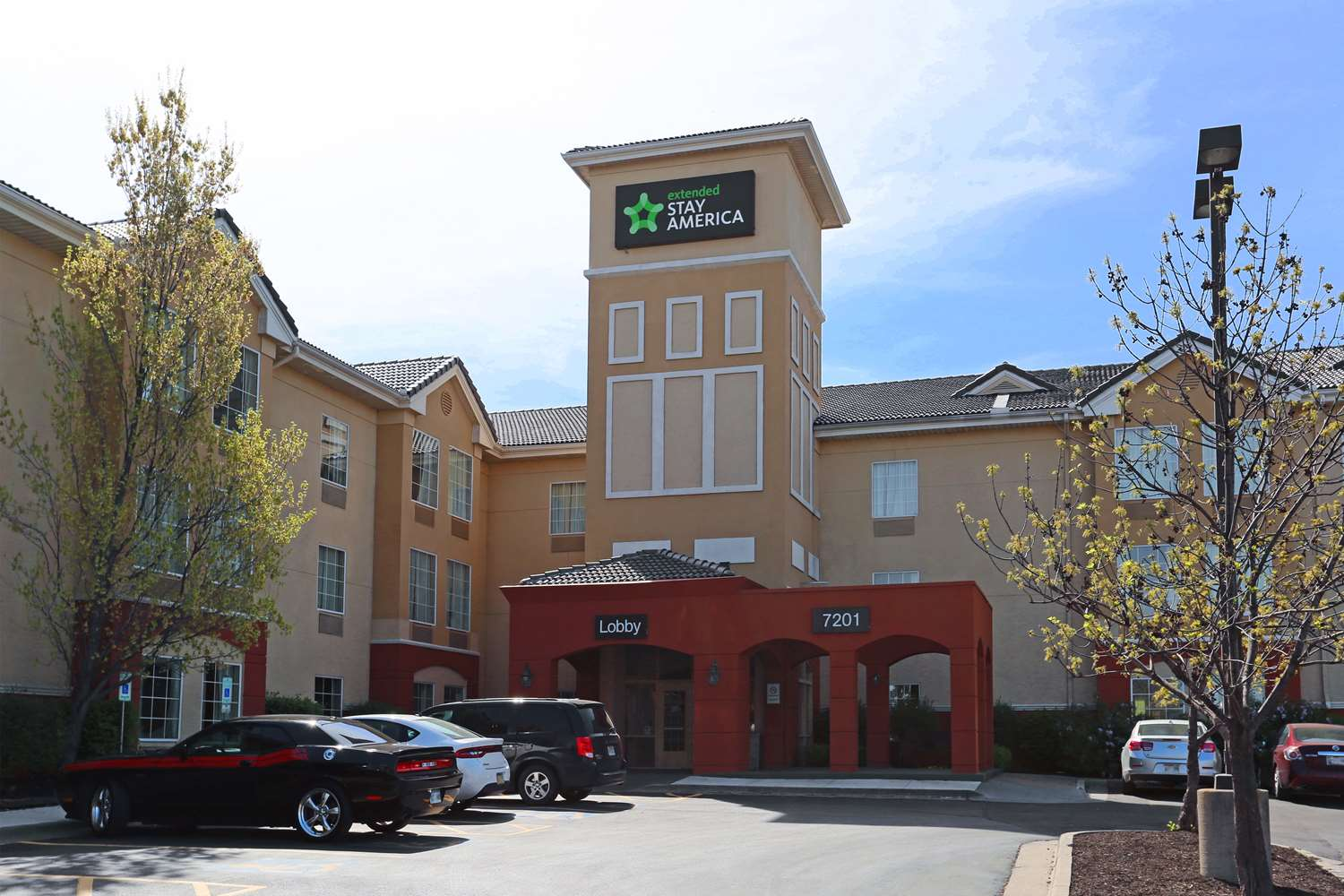 Exterior view - Extended Stay America Hotel Metcalf Overland Park