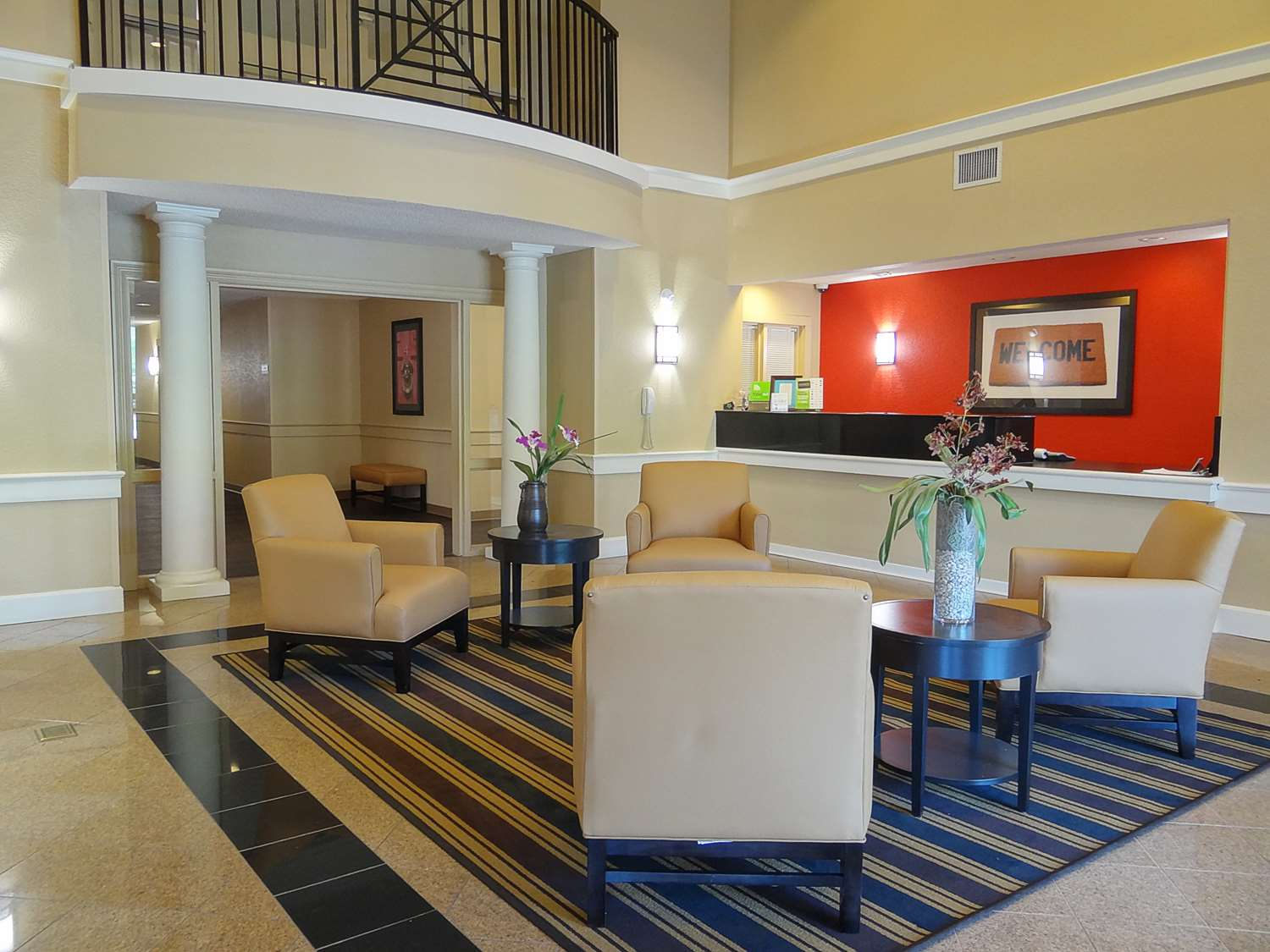 Lobby - Extended Stay America Hotel Metcalf Overland Park