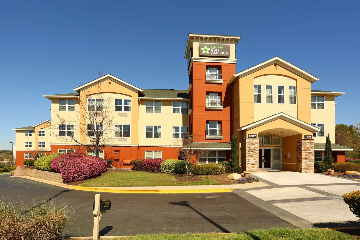Exterior view - Extended Stay America Hotel Irmo