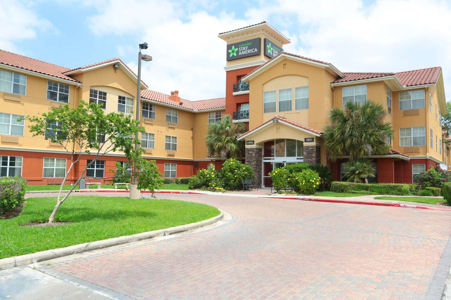 Exterior view - Extended Stay America Hotel Medical Center Braeswood Houston