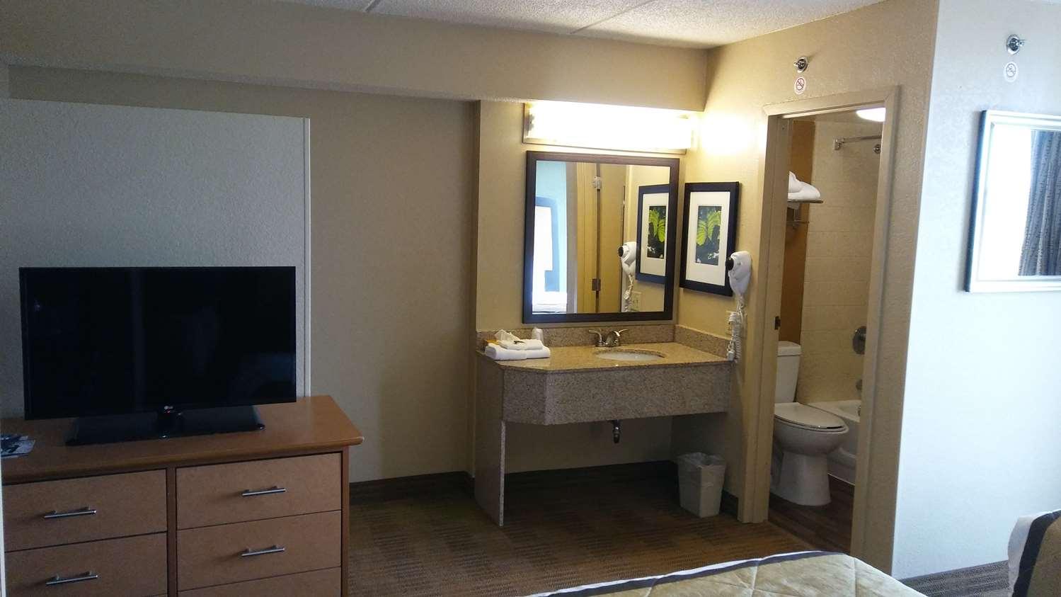 Room - Extended Stay America Hotel Medical Center Braeswood Houston
