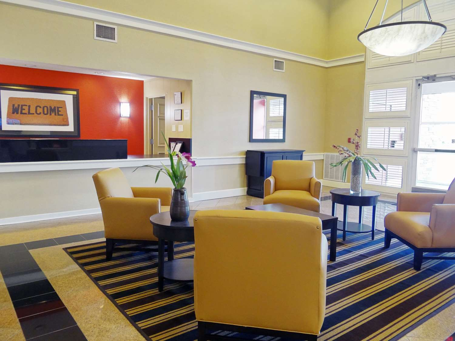 Lobby - Extended Stay America Hotel North Central Austin