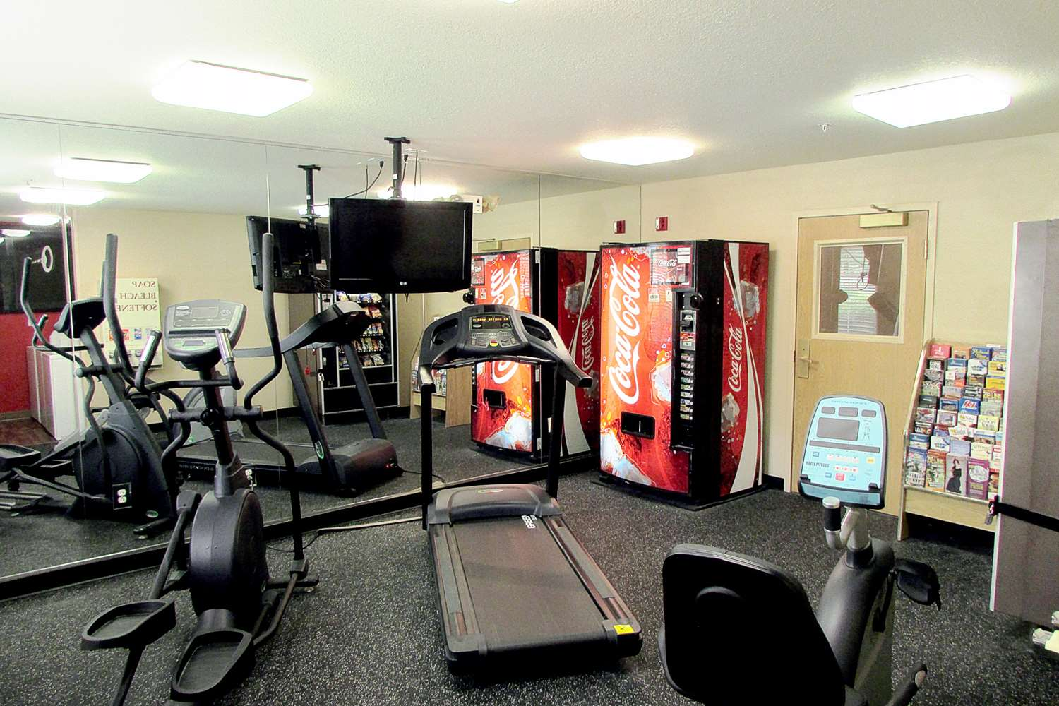 Fitness/ Exercise Room - Extended Stay America Hotel Peachtree Dunwoody Atlanta