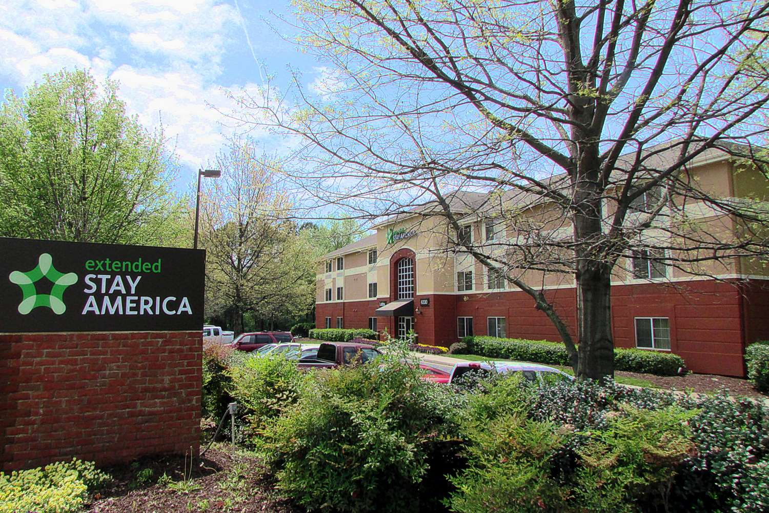 Exterior view - Extended Stay America Hotel Peachtree Dunwoody Atlanta