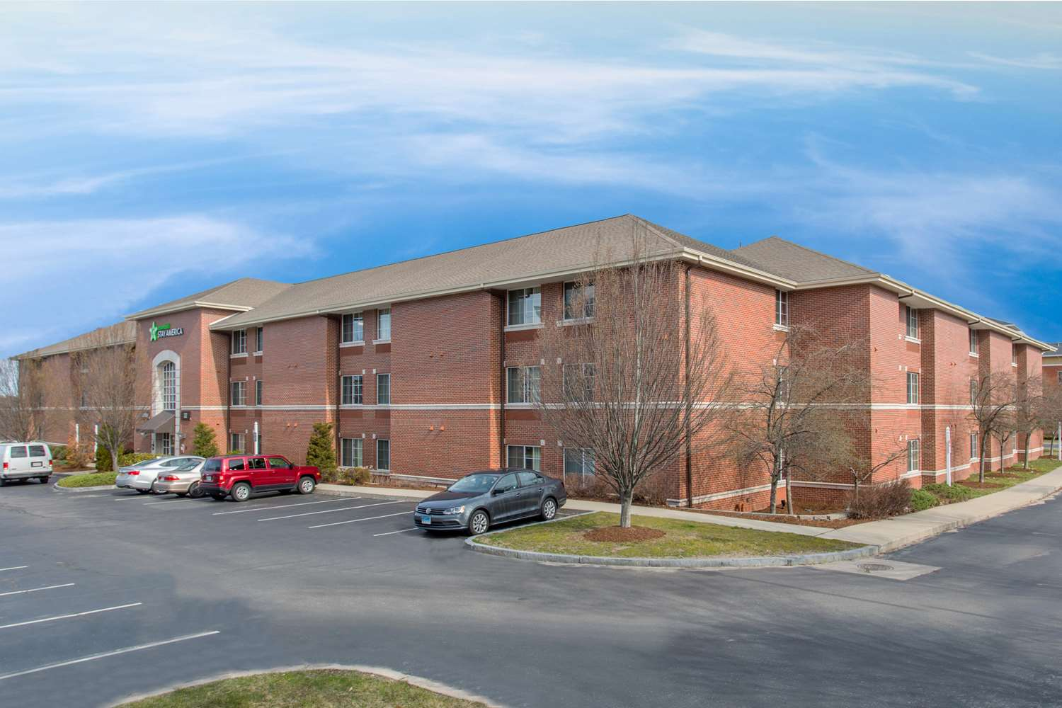 Exterior view - Extended Stay America Hotel 32 4th Avenue Waltham