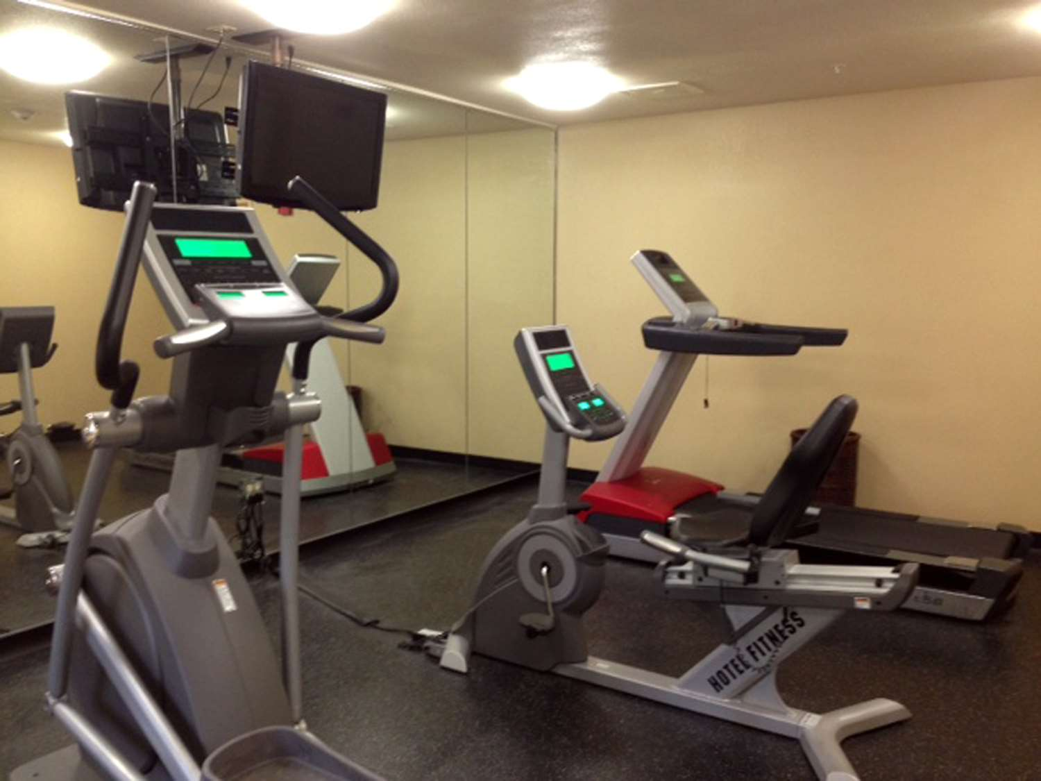 Fitness/ Exercise Room - Extended Stay America Hotel 32 4th Avenue Waltham