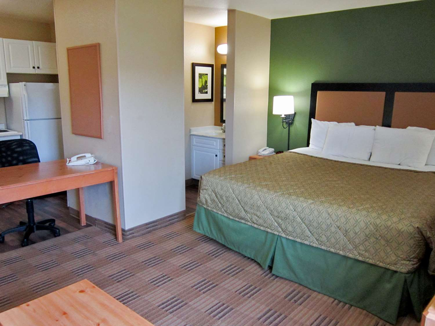 Room - Extended Stay America Hotel Woburn