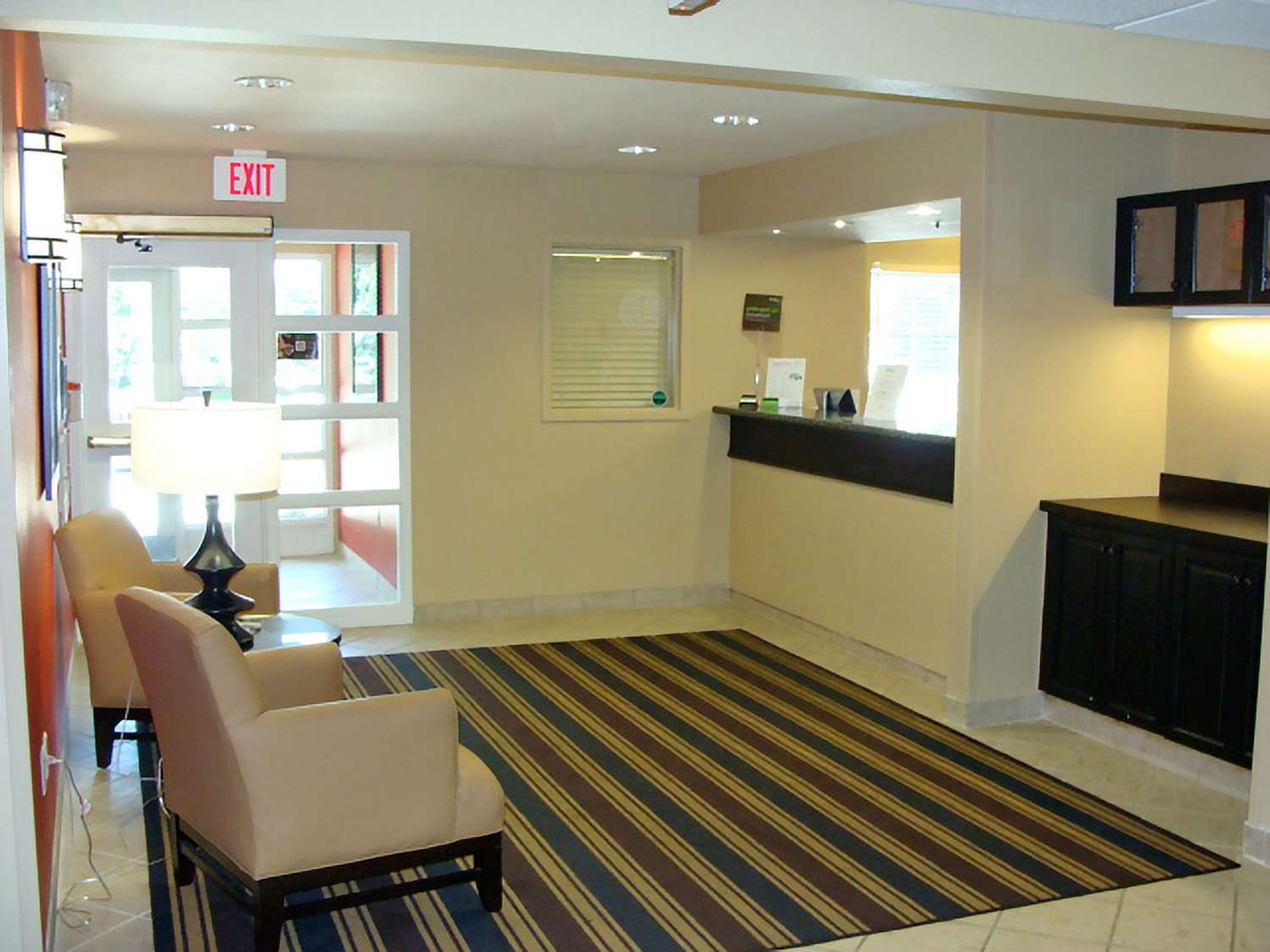 Lobby - Extended Stay America Hotel Piscataway