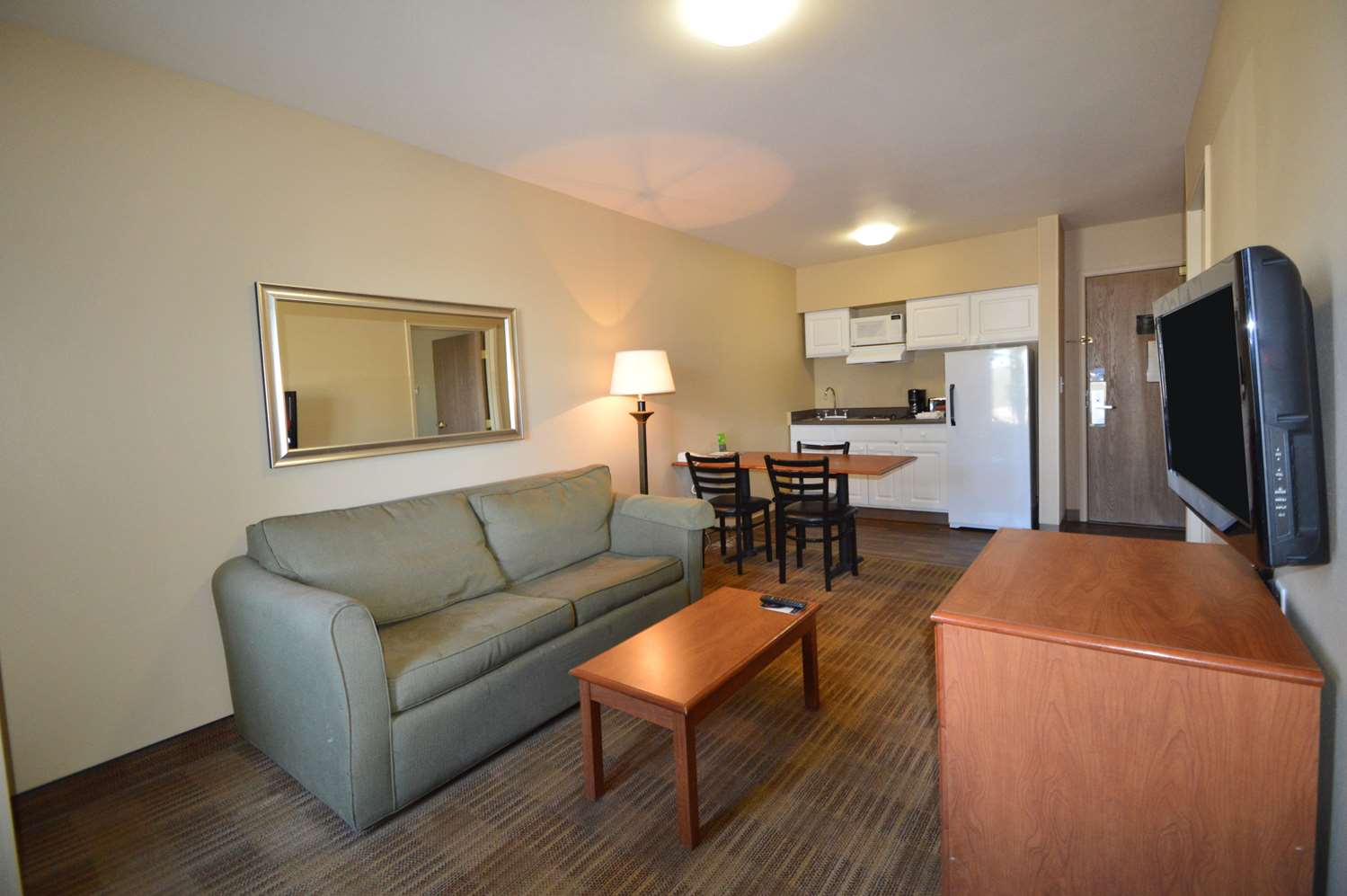 Room - Extended Stay America Hotel Midtown Anchorage
