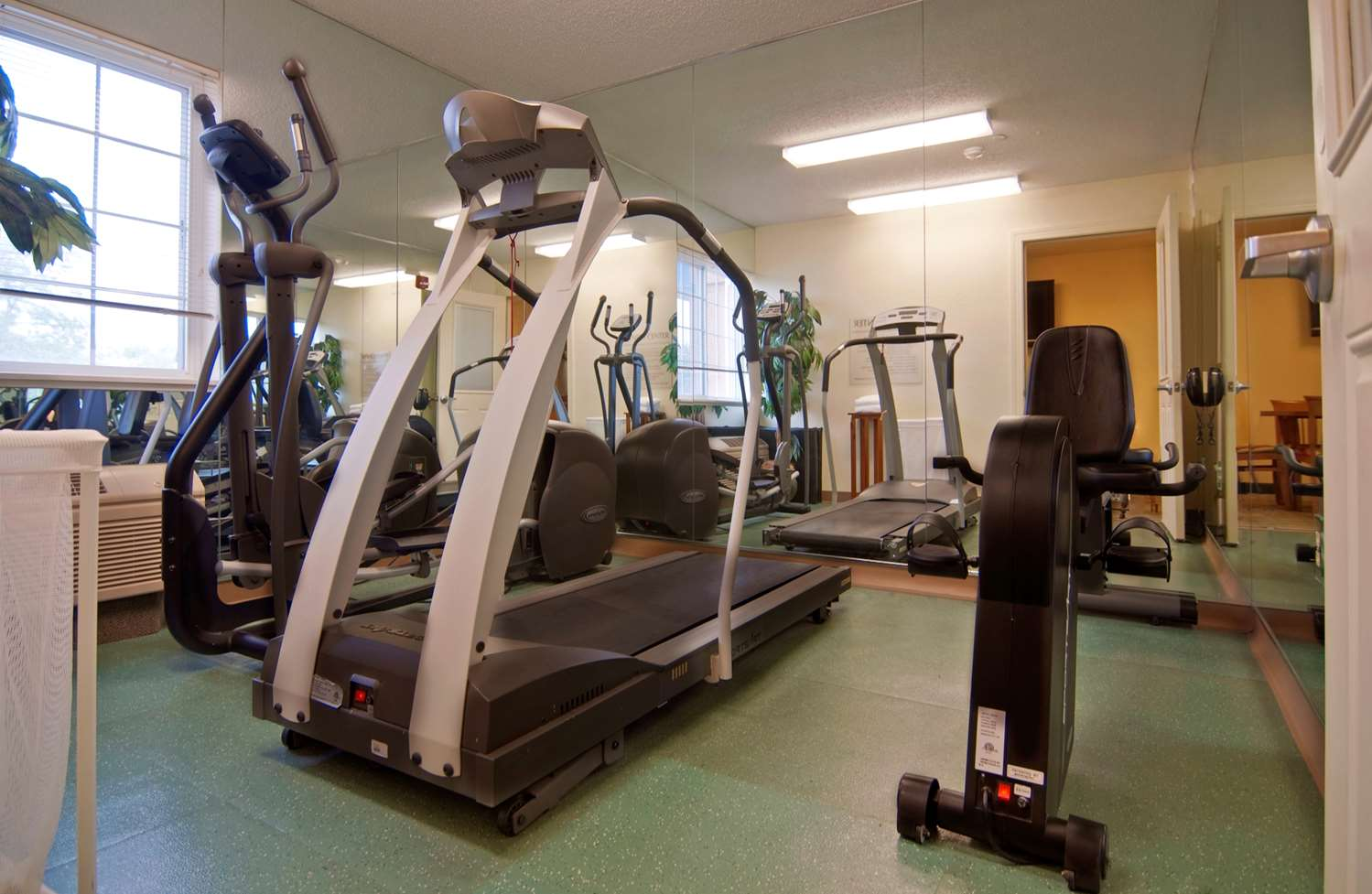 Fitness/ Exercise Room - Extended Stay America Hotel Wilkes-Barre