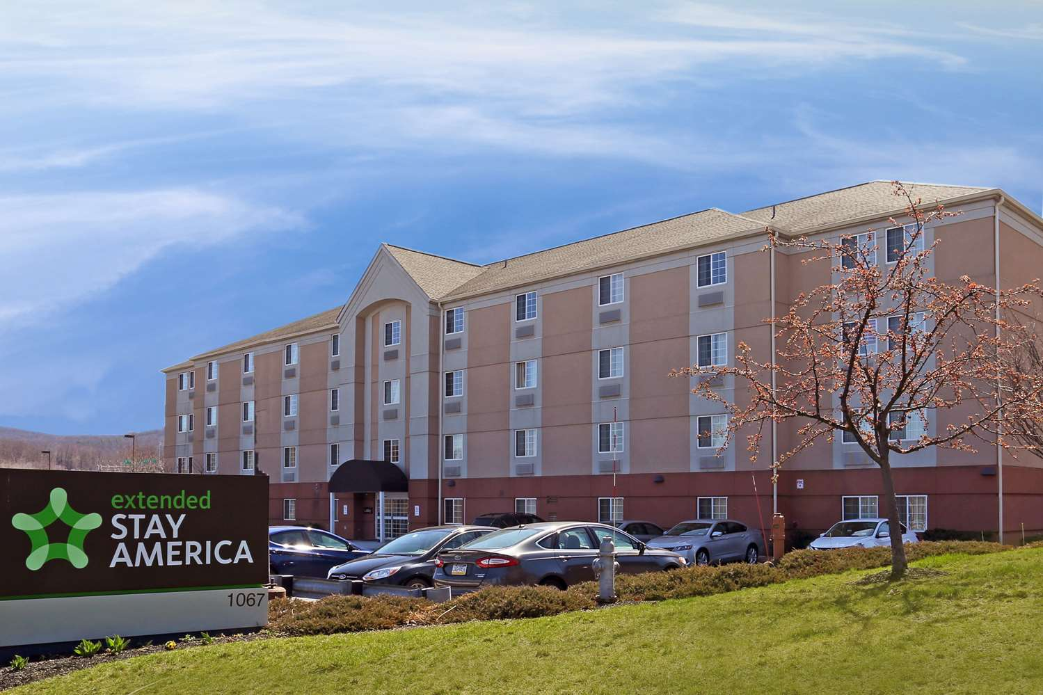 Exterior view - Extended Stay America Hotel Wilkes-Barre