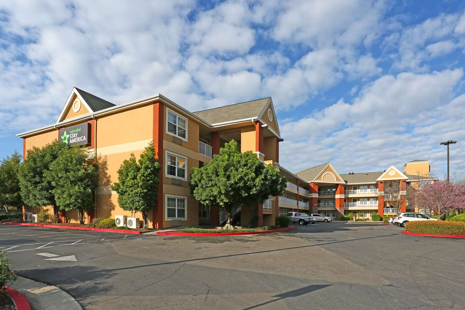 Exterior view - Extended Stay America Hotel Fresno