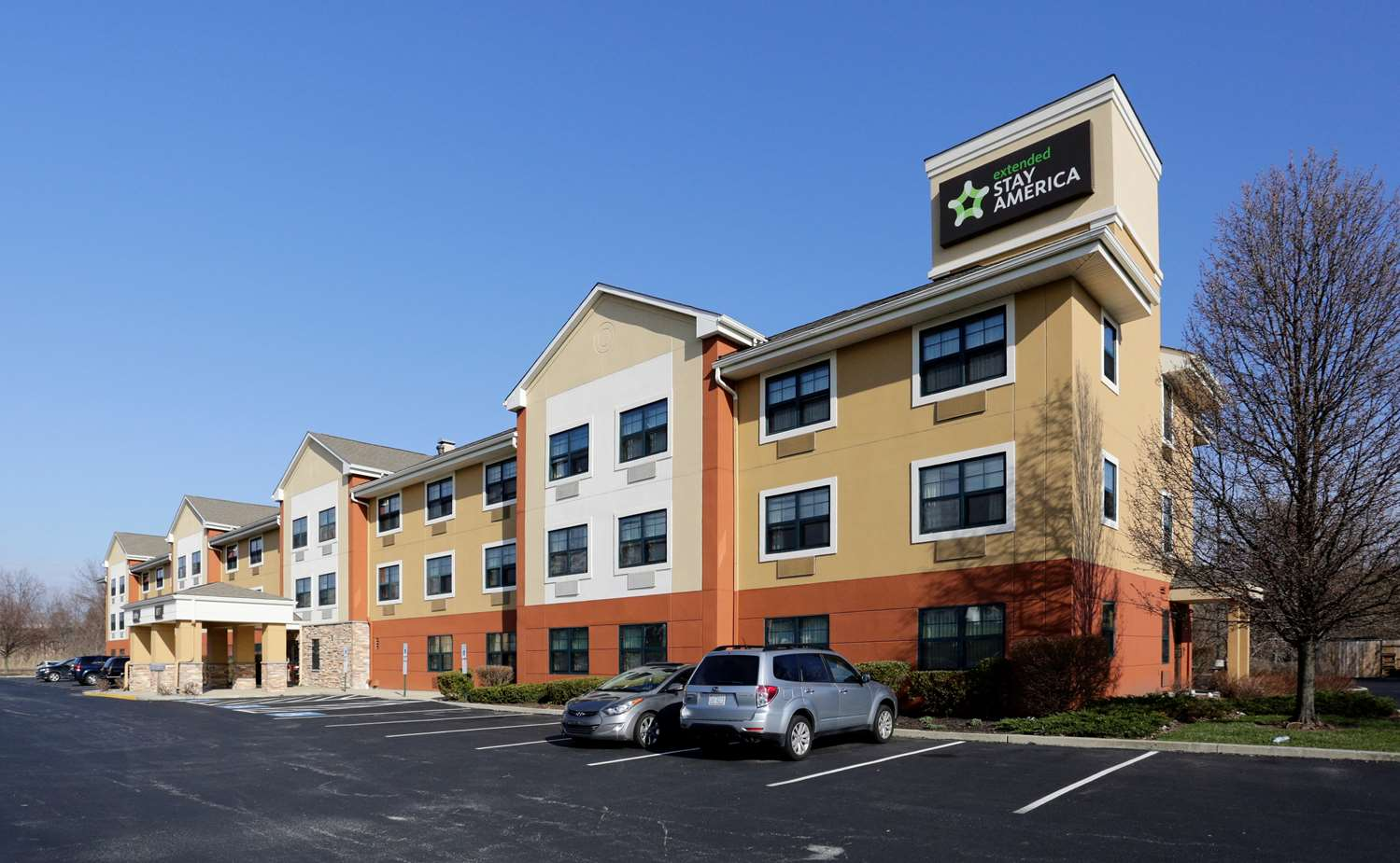 Exterior view - Extended Stay America Hotel Exton