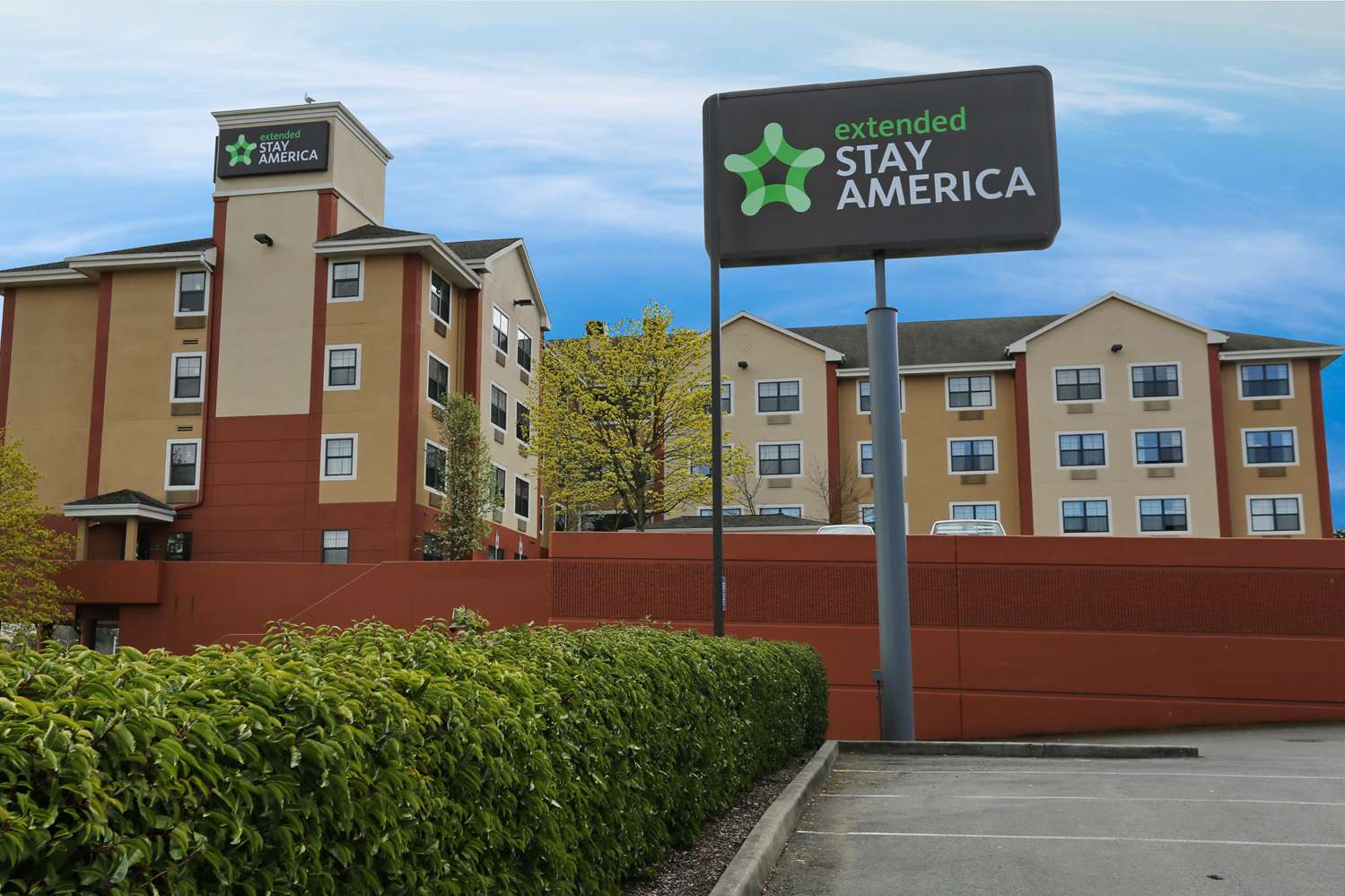 Exterior view - Extended Stay America Hotel South Tacoma
