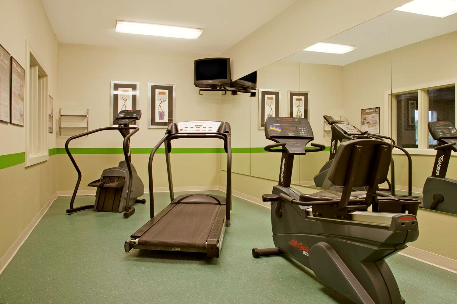 Fitness/ Exercise Room - Extended Stay America Hotel Gwinnett Place Duluth