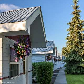 Exterior view - Rivers Edge Resort & Cottages Fairbanks