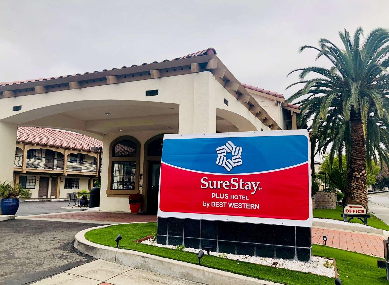 Exterior view - SureStay Plus Hotel by Best Western Santa Clara