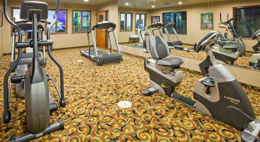 Fitness/ Exercise Room - Baymont Inn & Suites Sturgis