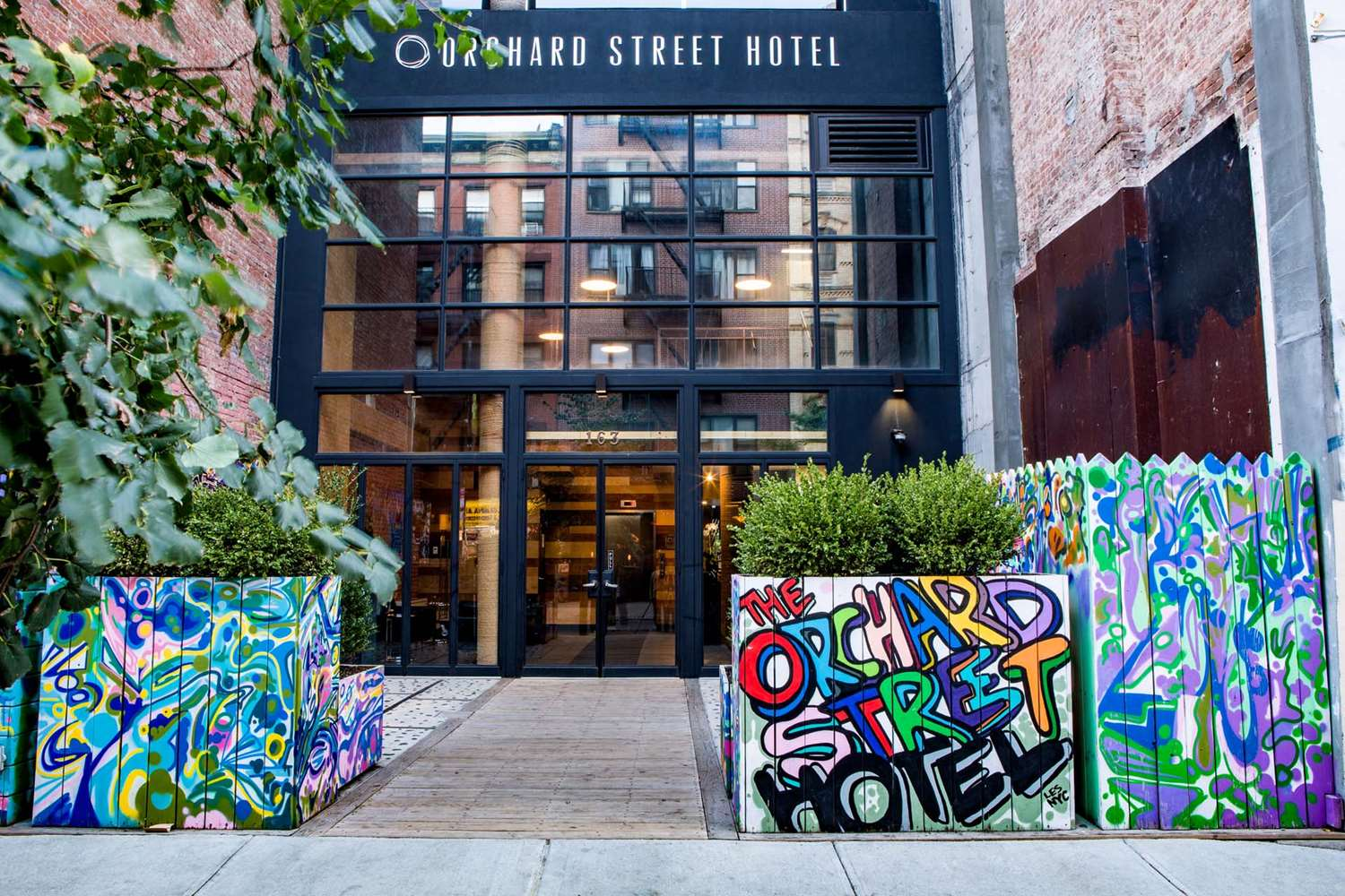 Exterior view - Orchard Street Hotel New York