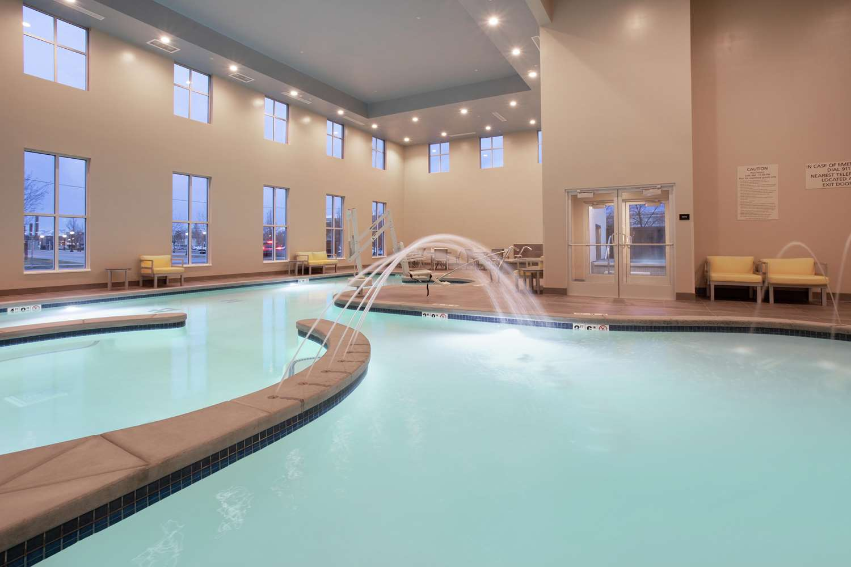 Pool - Hampton Inn & Suites Logan