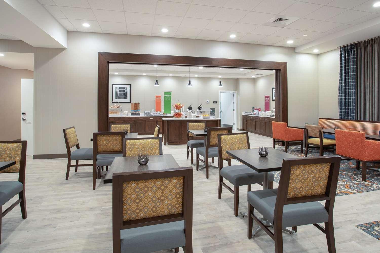 Restaurant - Hampton Inn & Suites Logan