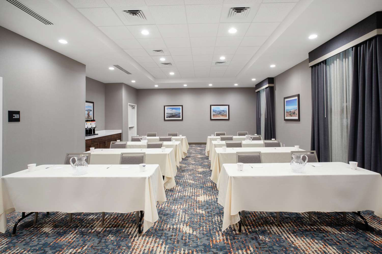 Meeting Facilities - Hampton Inn & Suites Logan