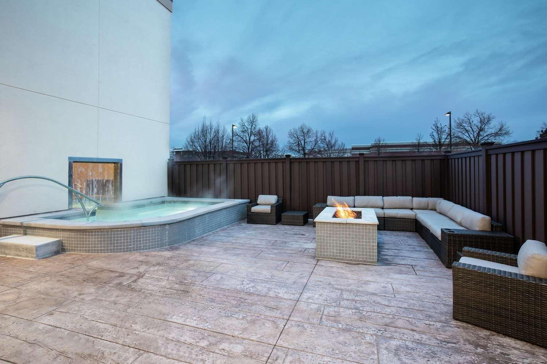 Spa - Hampton Inn & Suites Logan
