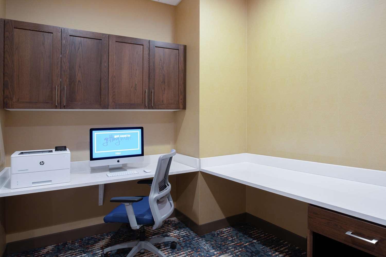 Conference Area - Hampton Inn & Suites Logan