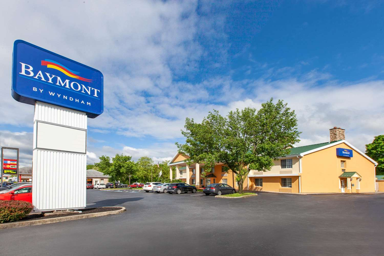Exterior view - Baymont Inn & Suites Harrisburg