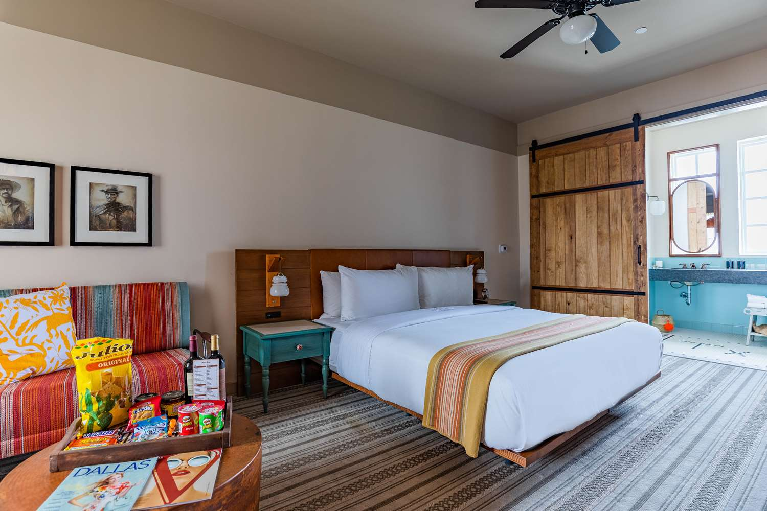 Room - Texican Court Hotel Irving