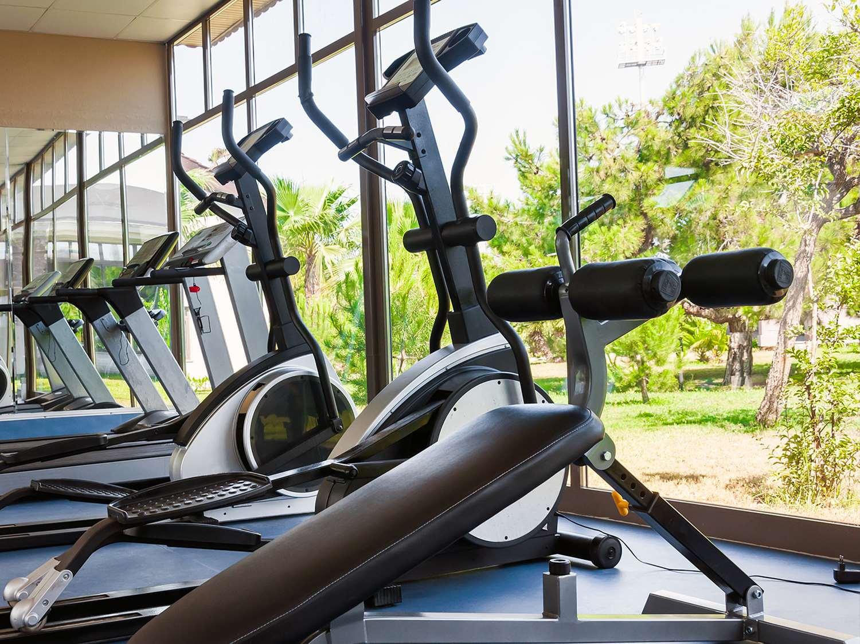Fitness/ Exercise Room - YO1 Luxury Nature Cure Resort Catskills Monticello