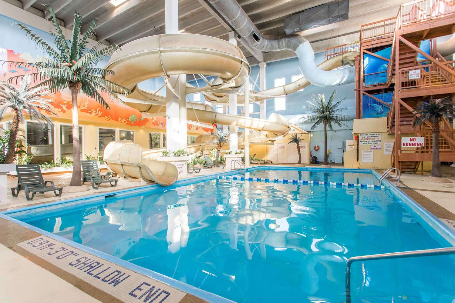 Pool - SureStay Plus Hotel by Best Western Airport Regina