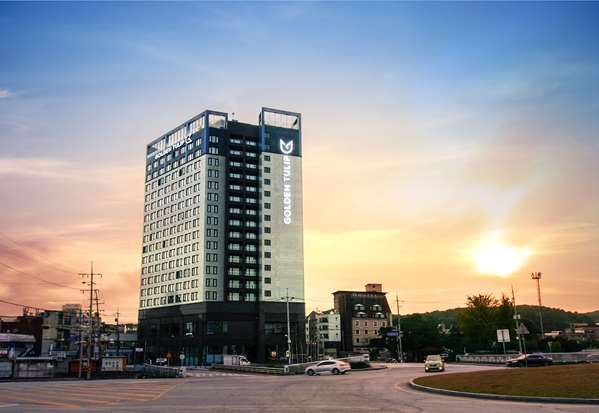 HOTEL GOLDEN TULIP EVER YONGIN