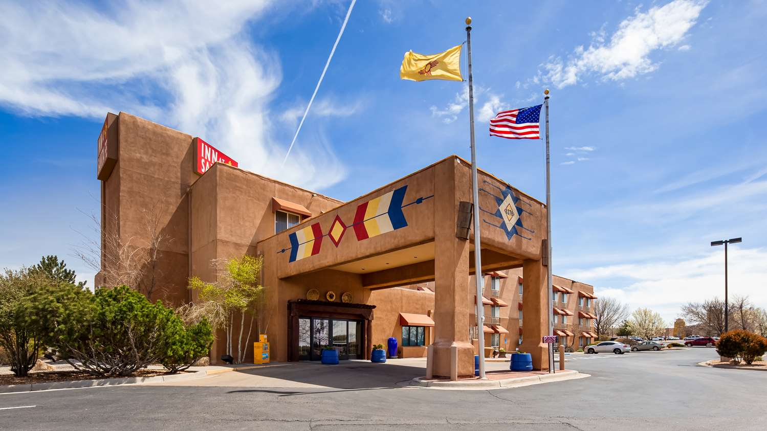 Exterior view - SureStay Collection by Best Western Inn at Santa Fe