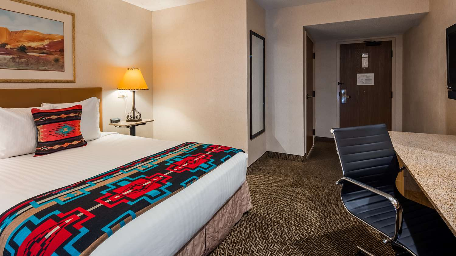 Suite - SureStay Collection by Best Western Inn at Santa Fe