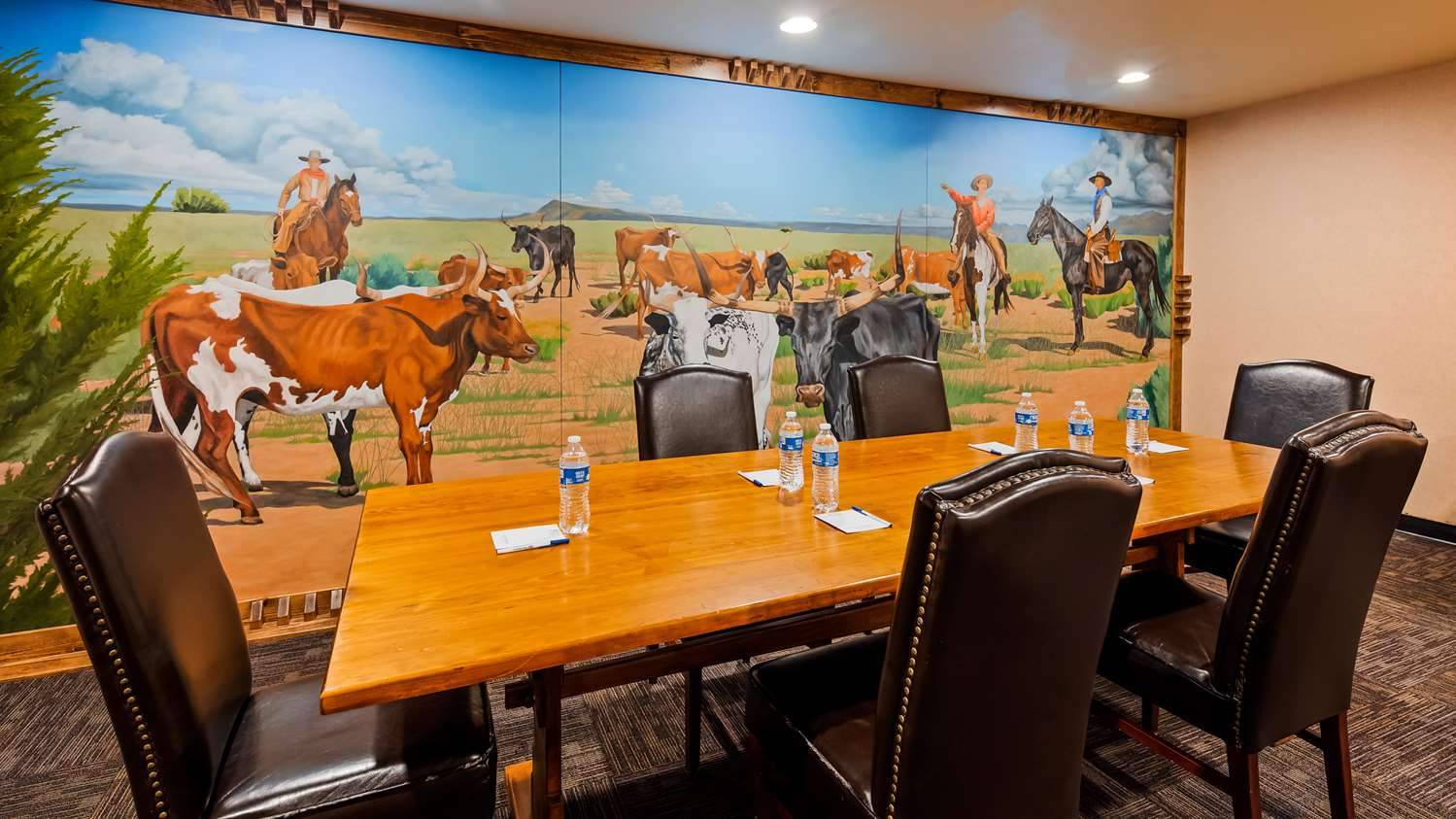 Meeting Facilities - SureStay Collection by Best Western Inn at Santa Fe