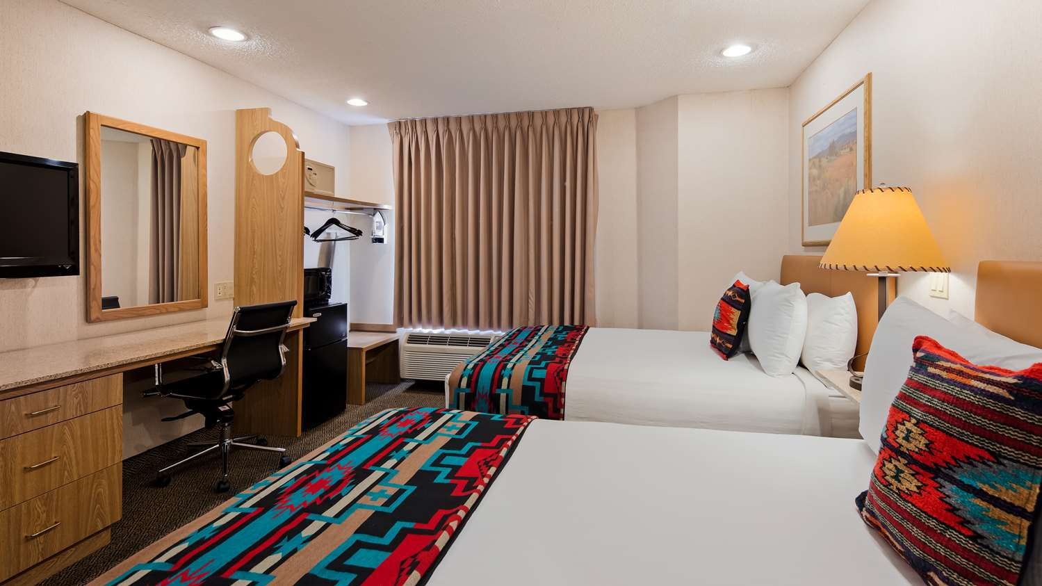 Room - SureStay Collection by Best Western Inn at Santa Fe