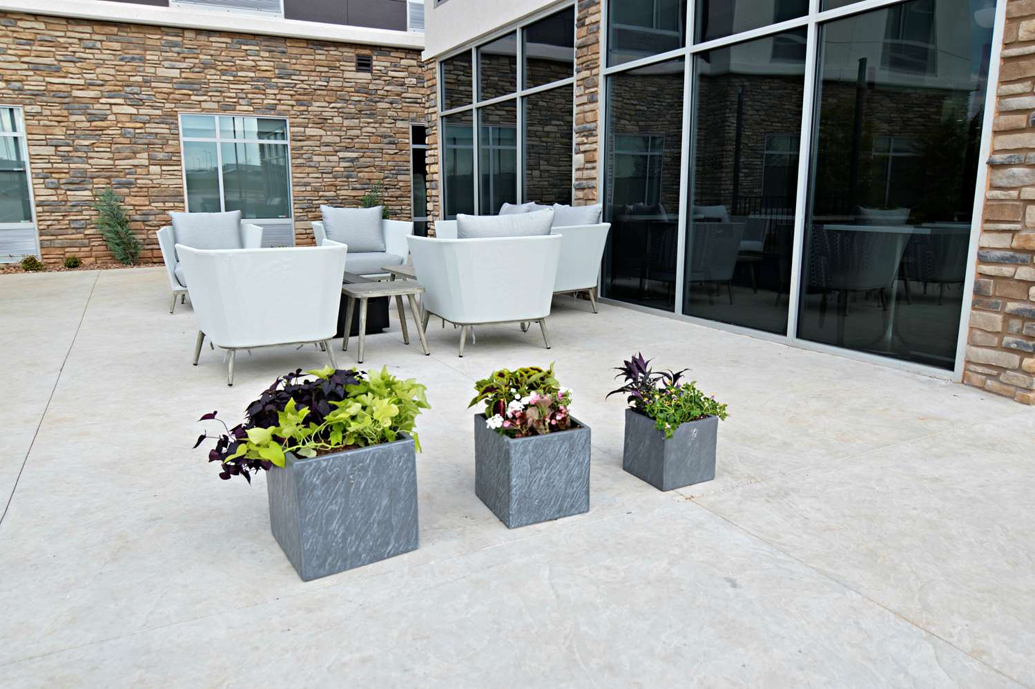 Exterior view - Best Western Plus Executive Residency Oklahoma City
