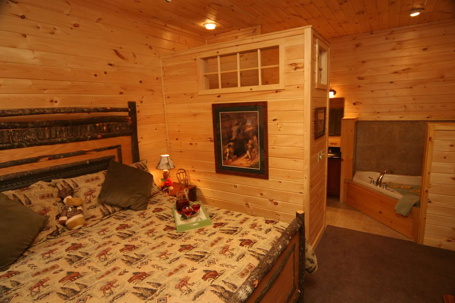 Suite - Lodges at Cresthaven Lake George