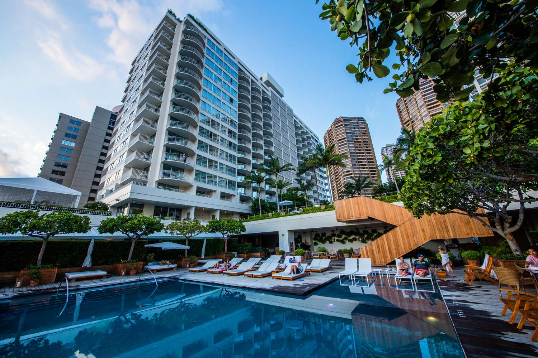 Exterior view - Modern Hotel Waikiki Honolulu