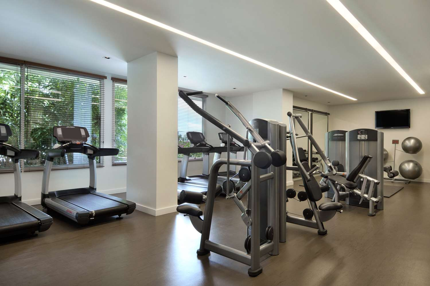 Fitness/ Exercise Room - Modern Hotel Waikiki Honolulu