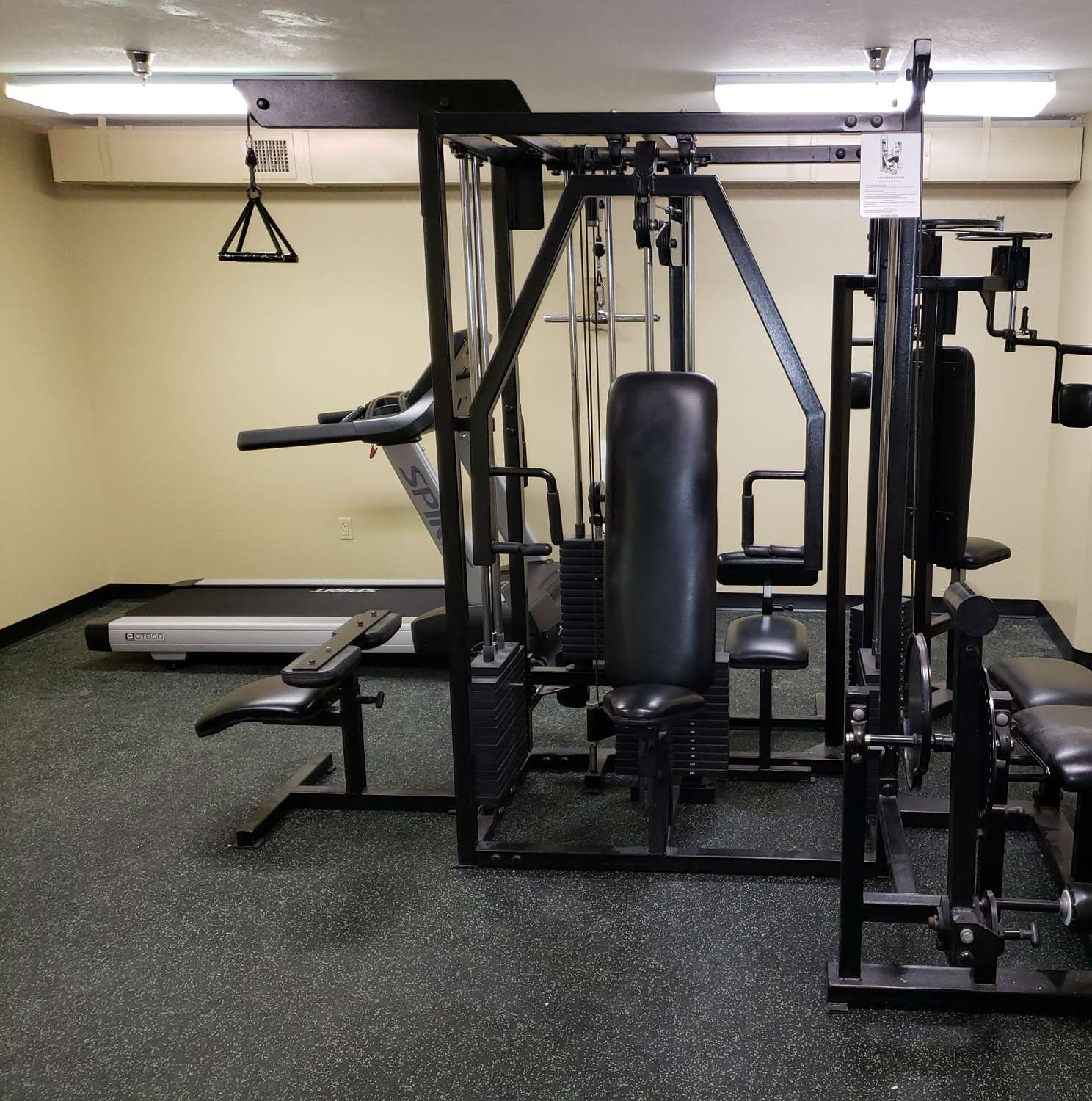 Fitness/ Exercise Room - SureStay Plus Hotel by Best Western Thornton
