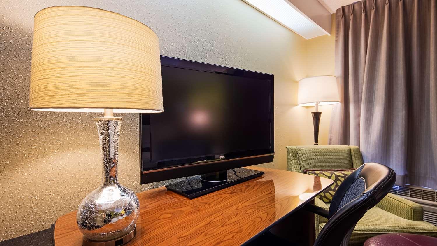 Amenities - SureStay Plus Hotel by Best Western Thornton